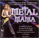 Metal Thunder: Metal Mania by Various Artists (2001-05-03)