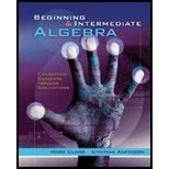 Download Beginning & Intermediate Algebra (13) by Clark, Mark - Anfinson, Cynthia [Hardcover (2011)] pdf