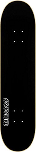 Mini Logo Skateboard Deck 181/K-15 - 8.5 Black