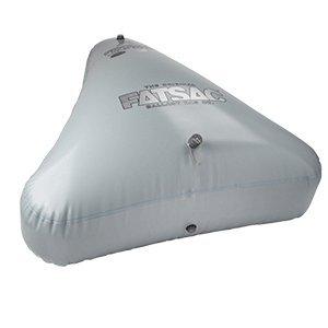 FATSAC Open Bow Triangle Fat Sac Ballast Bag - 1000lbs - Gray (Bow Open)