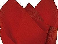 "Cakesupplyshop Packaged 50 Ct Bulk Dark Red 15"" X 20"" Gift Wrap Pom Pom Tissue Paper"