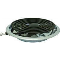 Range Kleen 1020AM7383 Style A Large Canner Element with Chrome Style A Drip Bowl (Best Stove For Canning)