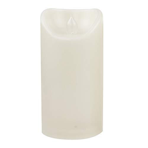 iZAN 1PCS Battery Operated Flameless LED Candle with