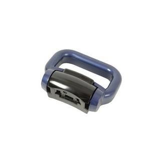 Poignee rabattable bleue clipso control+ cocotte minute seb p4111406/07b