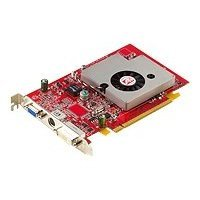 PowerColor X700 Graphics Adapter Radeon X700 PCI Express 128 MB Digital Visual Interface, DVI TV -
