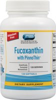 Vitacost Fucoxanthin with Pinno Thin - Stimulant Free -- 120 Softgels by Vitacost Brand