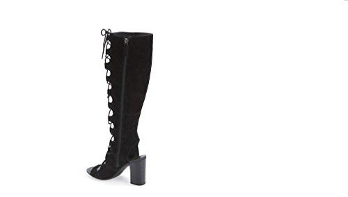 Black Boots Franco Suede Serena Sarto tqxTfv