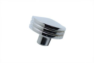Motorcycle Carburetor Choke Cable Knob Chrome