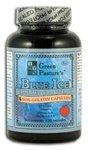 - Green Pasture Ice Blue fermenté huile de foie de morue - Flavor ORANGE - 120 Capsules