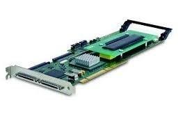 UPC 102646052242, IBM ServeRAID 4Mx Storage Controller With Battery (RAID) 2 Channel Ultra160 SCSI 160Mbps RAID 06P5737