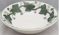 Wedgwood Napoleon Ivy Coupe Cereal Bowl (Ivy Cereal)