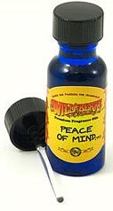 Peace of Mind - Wildberry Scented Oil - 1/2 Ounce Bottle