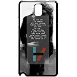 Twenty One Pilots Kitchen Sink Twenty One Pilots Kitchen Sink Samsung Galaxy Note 3 Case (Black Plastic)