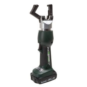 Greenlee EK410L11 Gator Battery-Powered 4 Ton L Series Crimping Tool with 120V Charger by Greenlee