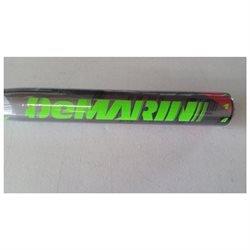 DeMarini CF7 -9 Fastpitch Softball Bat, Gunmetal/Coral, 33-Inch/24-Ounce
