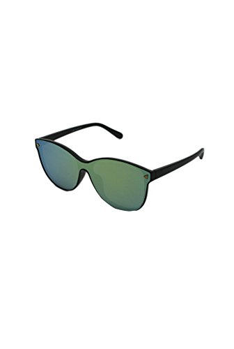 In Light Lens Homme Lunettes soleil unique Finecy Green de Frame Black taille with dSqxCvdOw