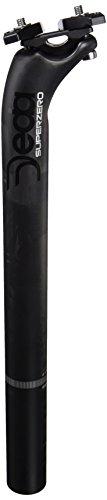 Monocoque Seatpost - Deda Elementi Superzero Seatpost 27.2 x 350mm Polish Black 2016