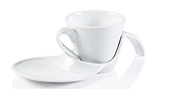 - Coffee Mug Elegant Service for Cappuccino Coffee Espresso set Home and Resturant
