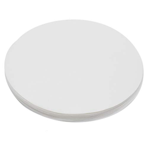 Parchment Paper Rounds 7 Inch Cake Pan Liner Circles - Perfect for Cheesecake Pan Springform Pan Bundt Pan Steamer and Air Fryer - 100 Pack