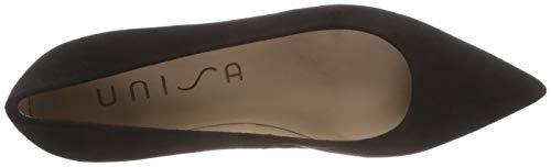 Unisa Black Noir Black KS Jiron Escarpins Femme 61q4C6