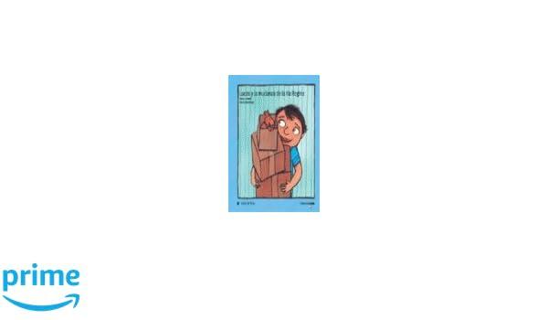Lucas y la mudanza de la tia Regina/Lucas and his aunt Reginas move (Spanish Edition): Rosa Luengo, Rocio Martinez: 9788426347305: Amazon.com: Books