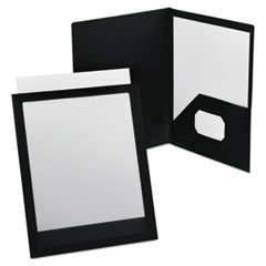 ESS57442 - Oxford ViewFolio Polypropylene Portfolio