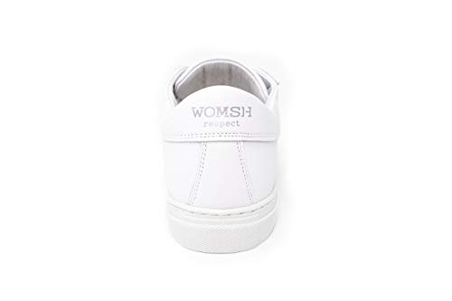 Sneaker Womsh 2017 Bianco Sneaker Bianco Womsh Snik 2017 Snik qzg1aAw