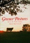 Greener Pastures, Marnie Reed Crowell, 0308100808
