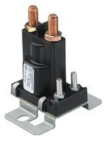 (WHITE RODGERS 120-901 CONTACTOR, SPST-NO, 12VDC, 100A, BRACKET)