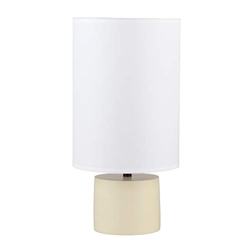 - Lights Up! 270SO-TLN Devo Round Lamp Table Ceramic