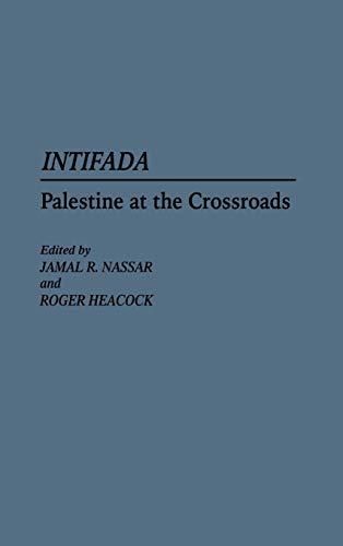 Intifada: Palestine at the Crossroads (Israel Strip Map Gaza)