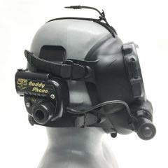 Includes OTS Guardian Mask Package OTS SPECTRUM FULL-FACE MASK, BLACK SKIRT/COATED LENS & OTS-BUD-D2 Buddy Phone The Buddy Phone D2 is a digital, micro-miniature, ultrasonic transceiver allowing communication between two or more scuba div...