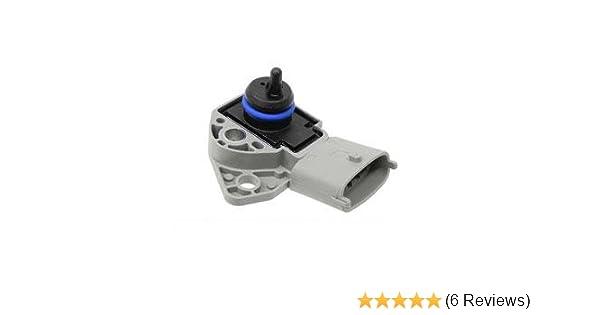Amazon.com: Volvo (2001+) Fuel Pressure Sensor on Fuel Rail OEM Bosch: Automotive