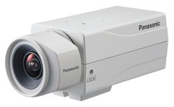 Cctv Panasonic (Panasonic WV-CP240EX Color CCTV Camera)