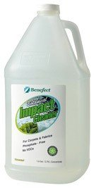 Benefect - Impact Cleaner for Carpet and Fabric - 1 Gallon - 60475