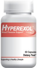 Hyperexol Formule normale Soutien pression artérielle. All-Natural Hyperexol Prend en charge la pression artérielle saine et la circulation sanguine optimale. Augmente l'énergie et favorise la santé cardiovasculaire. 1 Bouteille - direct chez le fabricant