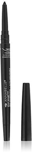 Annabelle Stay Sharp Waterproof Kohl Eyeliner, Go Black, 0.008 oz