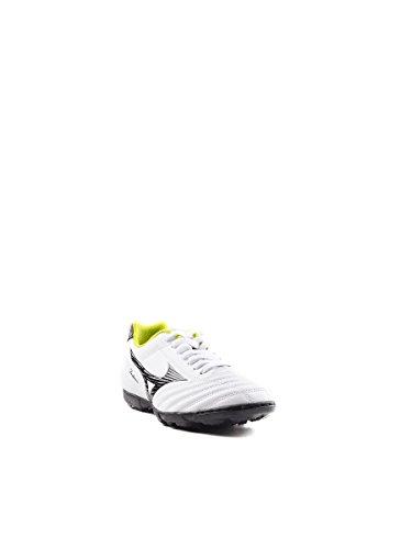 Mizuno - Mizuno Zapatos de Fútbol Sala Fortuna 4 Blanco Verde36832 - Bianco, 40,5