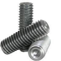 M24-3.00x55 MM Socket Set Screws Cup Point 45H Coarse ISO 4029 / DIN 916 Thermal Black Oxide (25/Pkg.)