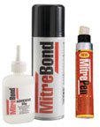 Two Part Super Glues, Mitre Joint Specific