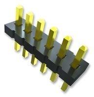 10 pieces SAMTEC FTS-138-01-F-D HEADER 1.27MM 76 POSITION VERTICAL THOUGH HOLE