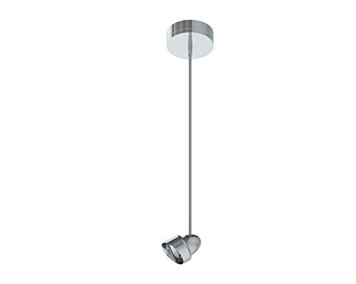 (Prima Lighting 963-00-1601S-PC-24 Anur Track Head, Small, Polished Chrome)
