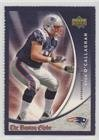 Ryan O'Callaghan (Football Card) 2006 Upper Deck Boston Globe New England Patriots - [Base] #21