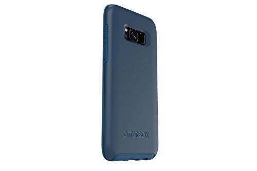 OtterBox SYMMETRY SERIES for Samsung Galaxy S8  - BESPOKE WAY (BLAZER BLUE/STORMY SEAS BLUE)