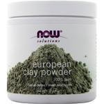Now Foods European Clay Powder - 6 oz. 5 Pack