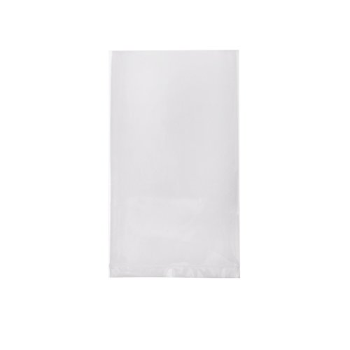 (Owlpack Clear 1.5 Mil Poly Bags with Open End | Apparel Packaging, Party Favors, Proving Baking Supplies (3 x 5 Inches, Pack of 200))
