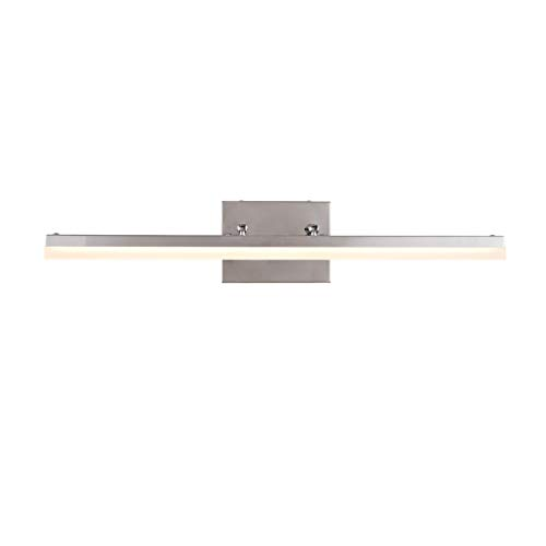 mirrea 24in Modern LED Vanity Light for Bathroom Lighting Dimmable 24w Warm White