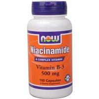 Niacinamide (500mg)