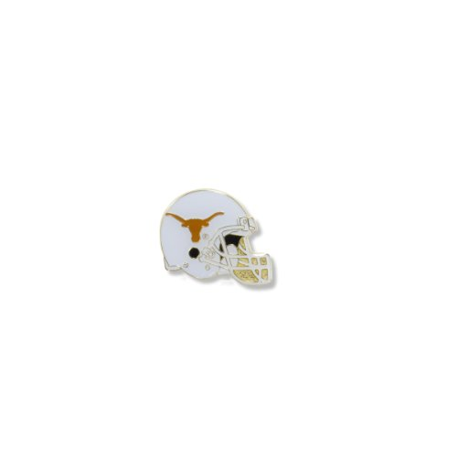 NCAA Texas Longhorns Helmet Pin (Pins Texas Longhorns)