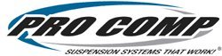 Pro Comp 55837B Front CV Style Drive Shaft for Jeep JK 07-10